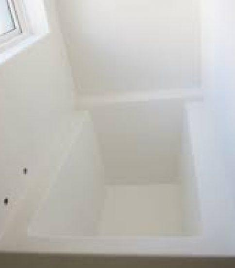浴槽FRP防水工事